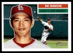 2005 Topps Heritage #245  So Taguchi  Front Thumbnail