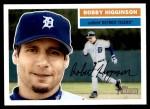 2005 Topps Heritage #280  Bobby Higginson  Front Thumbnail