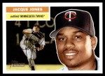 2005 Topps Heritage #336  Jacque Jones  Front Thumbnail