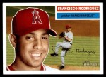 2005 Topps Heritage #362  Francisco Rodriguez  Front Thumbnail