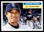 2005 Topps Heritage #372  Akinori Otsuka  Front Thumbnail