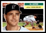 2005 Topps Heritage #294  Al Leiter  Front Thumbnail