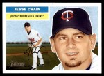 2005 Topps Heritage #342  Jesse Crain  Front Thumbnail