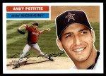 2005 Topps Heritage #282  Andy Pettitte  Front Thumbnail