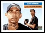 2005 Topps Heritage #370  Luis Ramirez  Front Thumbnail