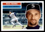 2005 Topps Heritage #217  Raul Ibanez  Front Thumbnail