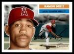2005 Topps Heritage #397  Ramon Ortiz  Front Thumbnail