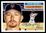 2005 Topps Heritage #284  Craig Brazell  Front Thumbnail