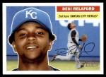 2005 Topps Heritage #333  Desi Relaford  Front Thumbnail