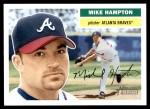 2005 Topps Heritage #270  Mike Hampton  Front Thumbnail