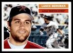 2005 Topps Heritage #312 A Lance Berkman  Front Thumbnail