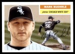 2005 Topps Heritage #266  Mark Buehrle  Front Thumbnail