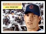 2005 Topps Heritage #204  Kyle Farnsworth  Front Thumbnail