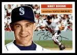 2005 Topps Heritage #376  Bret Boone  Front Thumbnail