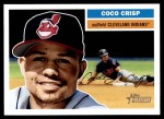 2005 Topps Heritage #279  Coco Crisp  Front Thumbnail