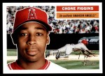 2005 Topps Heritage #232  Chone Figgins  Front Thumbnail