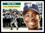 2005 Topps Heritage #387  Bill Hall  Front Thumbnail