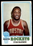 1973 Topps #32  Stan McKenzie  Front Thumbnail