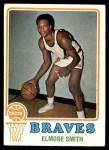 1973 Topps #19  Elmore Smith  Front Thumbnail
