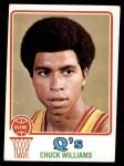1973 Topps #232  Chuck Williams  Front Thumbnail
