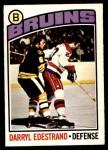 1976 O-Pee-Chee NHL #179  Darryl Edestrand  Front Thumbnail