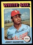 1975 Topps Mini #327  Jerry Hairston  Front Thumbnail