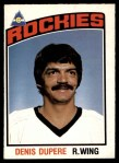 1976 O-Pee-Chee NHL #334  Denis Dupere  Front Thumbnail