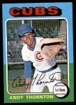 1975 Topps Mini #39  Andre Thornton  Front Thumbnail