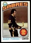 1976 O-Pee-Chee NHL #180  Gilbert Perreault  Front Thumbnail
