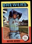 1975 Topps Mini #337  Kevin Kobel  Front Thumbnail