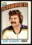 1976 O-Pee-Chee NHL #230  Gerry Desjardins  Front Thumbnail