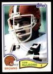 1982 Topps #61  Tom DeLeone  Front Thumbnail