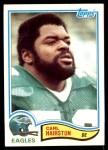 1982 Topps #445  Carl Hairston  Front Thumbnail