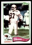1982 Topps #468  Ken Greene  Front Thumbnail
