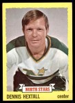 1973 Topps #136  Dennis Hextall   Front Thumbnail