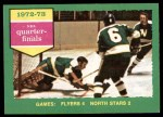 1973 Topps #192   Flyers 4 North Stars 2  Front Thumbnail