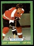 1973 Topps #167  Gary Dornhoefer   Front Thumbnail