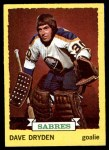 1973 Topps #187  Dave Dryden   Front Thumbnail