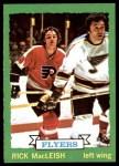 1973 Topps #135  Rick MacLeish   Front Thumbnail