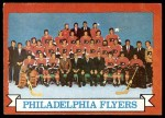 1973 Topps #103   Flyers Team Front Thumbnail