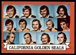 1973 Topps #95    Seals Team Front Thumbnail