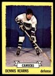 1973 Topps #173  Dennis Kearns   Front Thumbnail