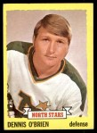 1973 Topps #177  Dennis O'Brien   Front Thumbnail
