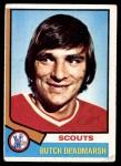 1974 Topps #73  Butch Deadmarsh  Front Thumbnail