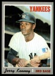 1970 Topps #219  Jerry Kenney  Front Thumbnail