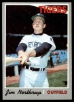 1970 Topps #177  Jim Northrup  Front Thumbnail
