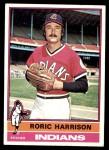 1976 Topps #547  Roric Harrison  Front Thumbnail