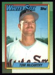 1990 Topps #326  Tom McCarthy  Front Thumbnail