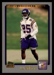 2001 Topps #316  Eric Kelly  Front Thumbnail