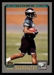 2001 Topps #327  Correll Buckhalter  Front Thumbnail